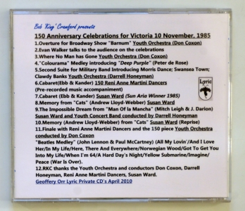 150 Annaversary Of Victoria_4